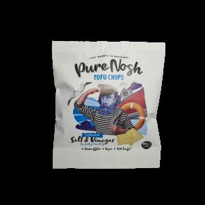Splendid Salt & Vinegar For Salty Sea Dogs Tofu Chips