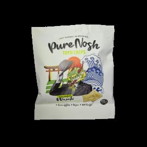 Wonderful Wasabi For Fortuitously Ferocious Dragons Tofu Chips
